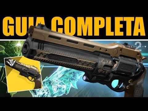 Destiny 2 - Ultima Palabra: Guia Completa de la Aventura Exotica 'El Duelo' y Todos los Pasos thumbnail