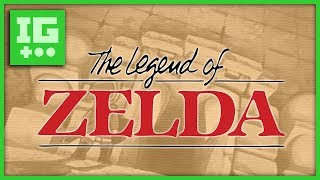 The Legend of Zelda (NES) - IMPLANTgames