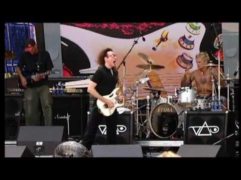 "Steve Vai - (2004) I'm The Hell Outta Here [from ""Crossroads Guitar Festival""]"