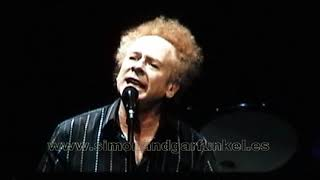 Simon and Garfunkel KATHY'S SONG from Denver 2003 with Art Garfunkel Introduction