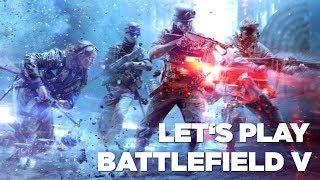 Hrej.cz Let's Play: Battlefield V[CZ]