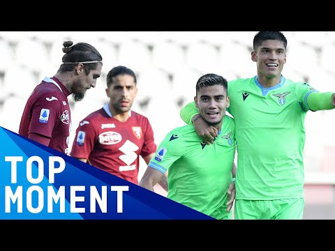 Manchester United Loanee Andreas Pereira Scores First Lazio Goal | Top Moment | Serie A TIM