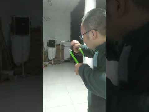 How to shoot with GZK top bead stuck slingshot