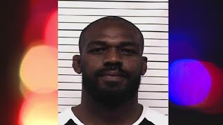 Jon 'Bones' Jones arrested for DWI