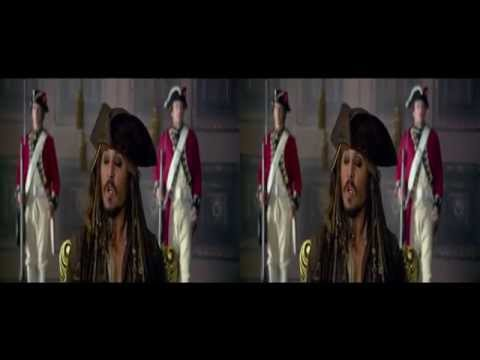 Pirates of the Caribbean in  telugu. movie clips