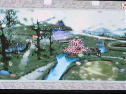 Okami Cherry Blossom Storm Ps2 Version Youtube