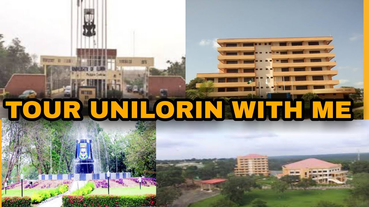 Download A TOUR AROUND UNIVERSITY OF ILORIN // SHOWING YOU AROUND UNILORIN 2021