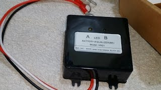 Балансир для аккумуляторов  HA01
