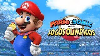 MARIO & SONIC nos Jogos Olímpicos de Tóquio 2020 | Gameplay em Português PT-BR
