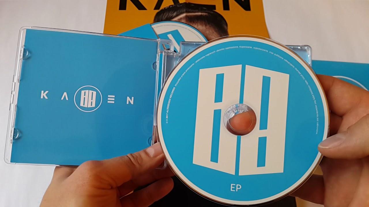 "Unboxing: KAEN ""88 EP"" EDYCJA LIMITOWANA"