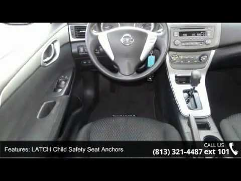 2013 NISSAN SENTRA SR - Ferman Chrysler Dodge Jeep - Tamp...