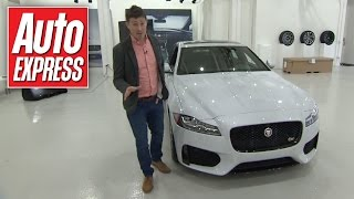 New Jaguar XF - what you need to know