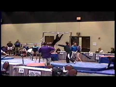 Nikki Danielle Moore Gymnastics 2009