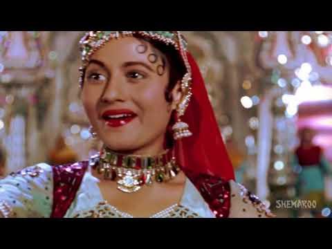 Pyar Kiya To Darna KyaMadhubalaDilip KumarMughal E AzamBollywood Classic Songs HDLata