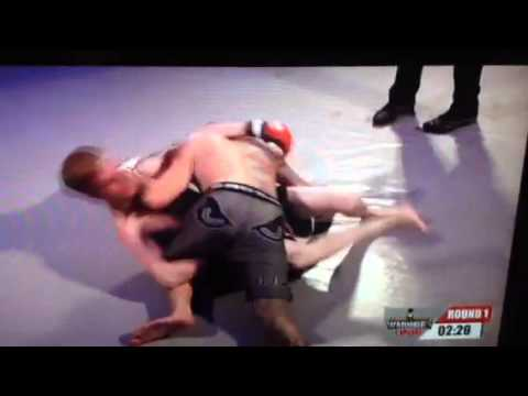 Ben Andrews vs Christopher Adamson Ufw 5 28 th feb 14