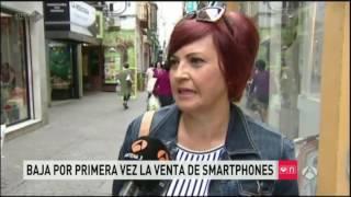 Evolución del mercado de Smartphones