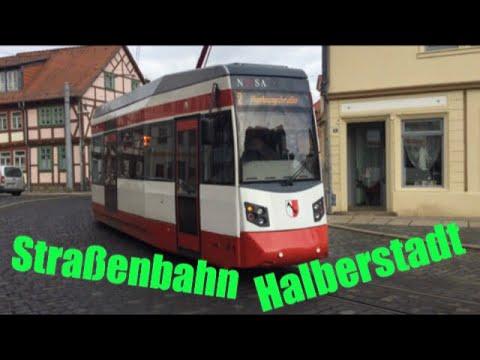 Straßenbahn Halberstadt