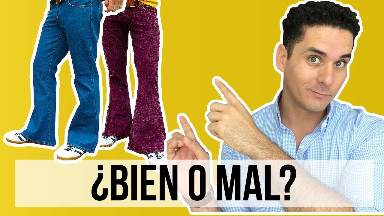 Pantalones Acampanados Cool O Coolero Como Generar Balance Con Tu Pantalon Youtube