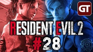 Thumbnail für Resident Evil 2 #28 - ENDE - X Gon' Give It To Ya