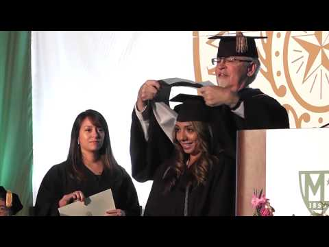 Manhattan College Commencement 2013
