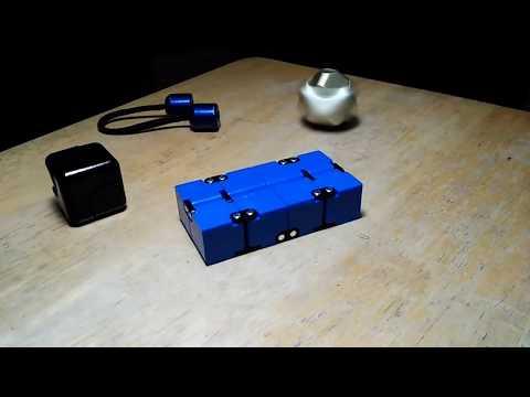 Infinity Cube - Magic Folding Cube Fidget Toy