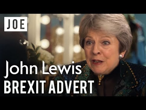 John Lewis x Brexit: Theresa May - This is Your Song