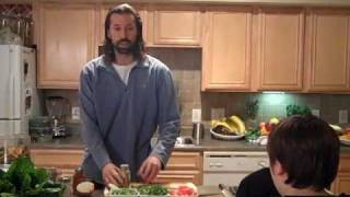 Easy Raw Food Recipes - Zesty Tacos!
