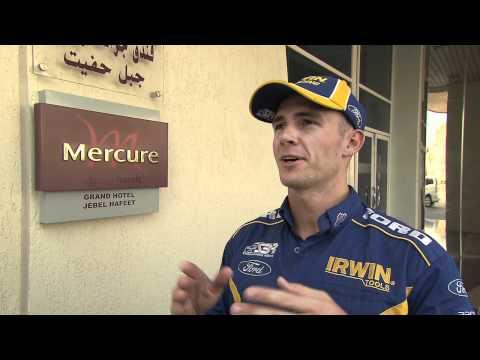 Part 8 of 22 - Australian V8 Supercars drivers Craig Lowndes vs Lee Holdsworth.