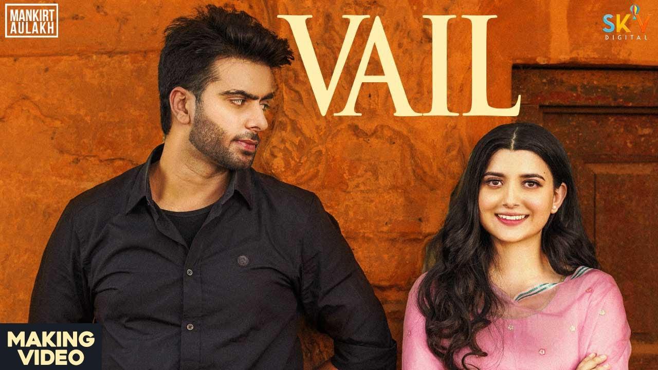 Making Of Vail Song | Mankirt Aulakh Ft. Nimrat Khaira | Avvy Sra | Shree Brar | Arvindr Khaira