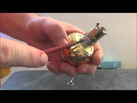Iknoic Entrance Knob Lock From Bunnings Review