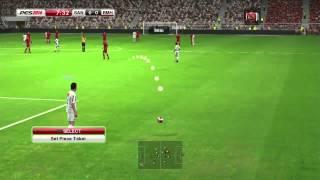 [AKB] Gameplay de PES 2014