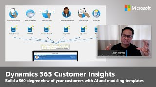 Build a Unified Customer Profile with Customer Insights in Dynamics 365 | Customer Data Platform
