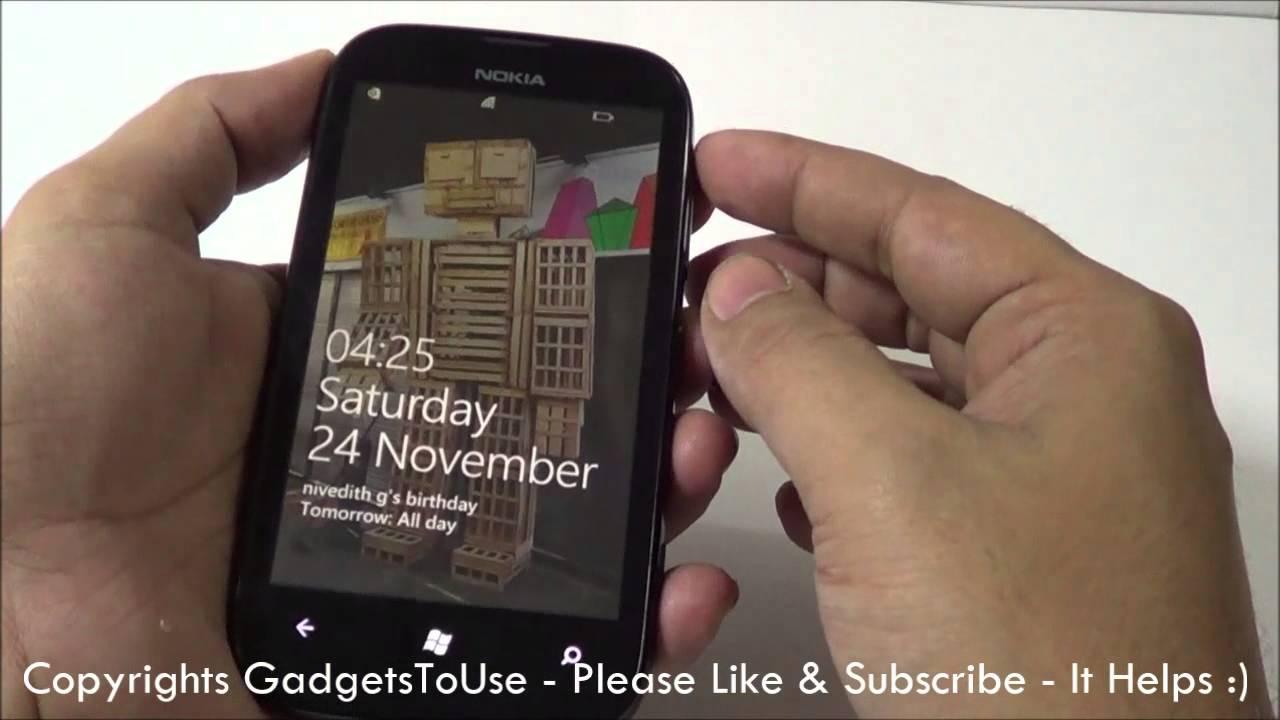 Nokia Lumia 510 Apps