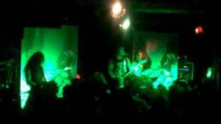 Suicidal Angels - Reborn In Violence - London Underworld - January 2014