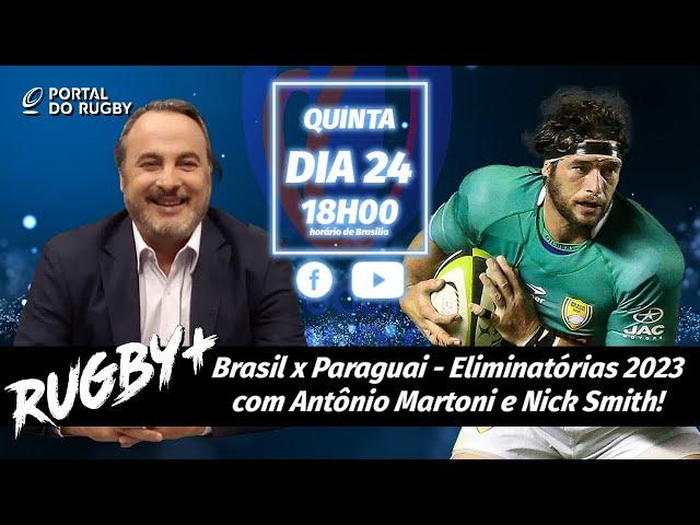 Super rodada de Lions vs Japão e Brasil vs Paraguai: debate com Martoni e Nick!