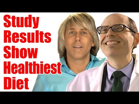 Epic Interview Dr. Michael Greger, Science Proves Healthiest Diet is Plant Based