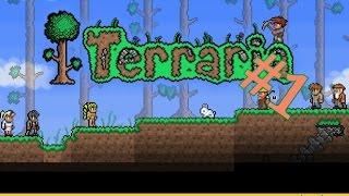 Прохождение игры terraria на android (начало)
