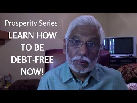 Prosperity Video: Debt-Free Now