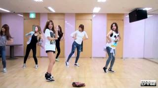 Repeat youtube video Apink - Mr. Chu (dance practice) DVhd