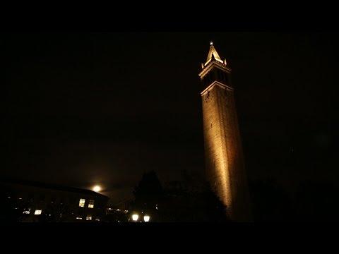 UC Berkeley Campanile Light & Music Show (Full Length)