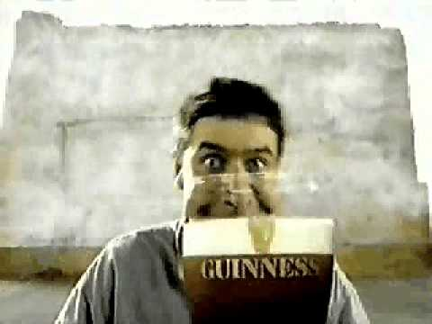 Guinness commercial (1995) - The Dancing Man