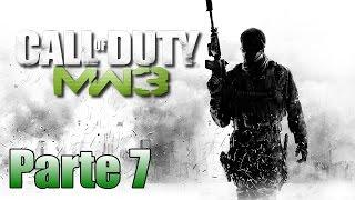 Call of Duty: Modern Warfare 3 Gameplay Español Parte 7 - Pc 1080p 60fps - No Comentado