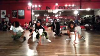 Lil Swagg | Choreography by @1triciamiranda | Thats Me Right There by @JasmineVillegas
