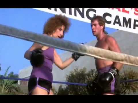 Barbra Streisand & Ryan O'Neal Boxing - The Main Event.