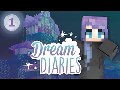 SO EXCITED! - MINECRAFT SMP - DREAM DIARIES #1