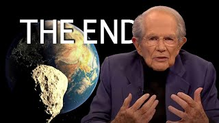 Pat Robertson Predicts Asteroid Destruction After Trump Reelected