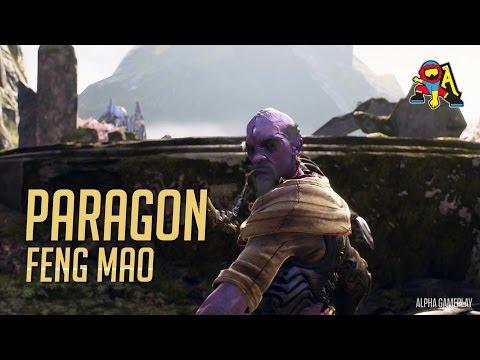 Paragon Gameplay (Feng Mao Breakdown)