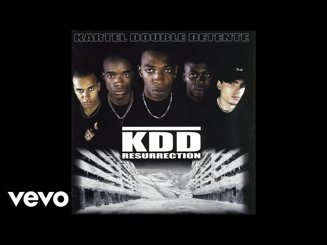 KDD - Zone rouge (Audio)