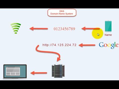 ماهو الـ DNS ؟ وما فائدة DNS Google ؟