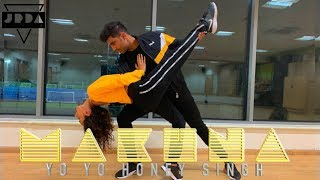 Yo Yo Honey Singh: MAKHNA DANCE Video Song | Neha Kakkar | Jeya Raveendran feat. Leena Patel